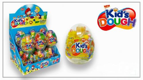 Aras Crystal Egg Kids Dough  (Turkey)